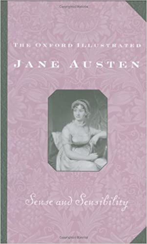 The Oxford Illustrated Jane Austen Six Volume Set R W Chapman 9780192547071 Amazon Books