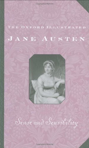 The Oxford Illustrated Jane Austen (Six Volume Set)