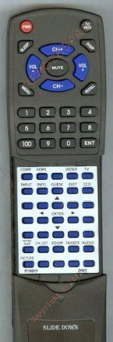 DYNEX Replacement Remote Control for 6010400101, DX32L151A11, DX37L130A11, DXL1510A