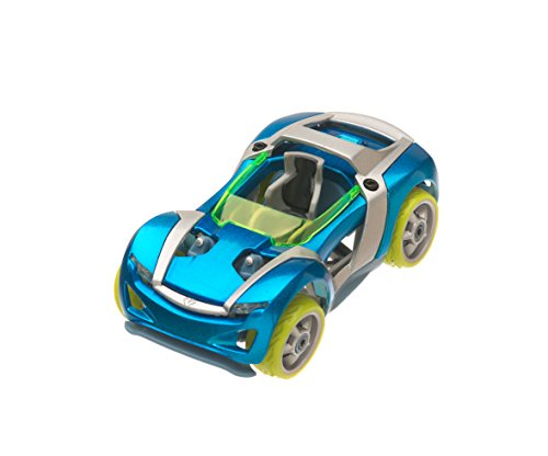 Modarri S1 Street Build Your Car Kit Toy Set - Ultimate Toy Car: Make Your Own Car Toy - For Thousands of Designs - Real Steering and Suspension - Educational Take Apart Toy Vehicle Gift