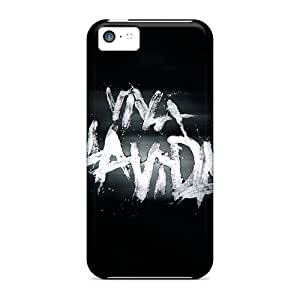 Ourcase88 Design High Quality Coldplay Viva Lavida Covers Cases With Excellent Style For Iphone 5c