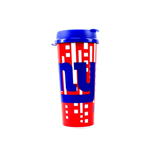 NFL New York Giants Travel Cup, 16-ounce from The Memory Company
