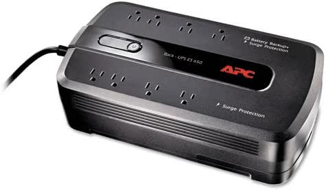 APC Back-UPS ES USB 650VA Replacement Battery Rechargeable, high Rate