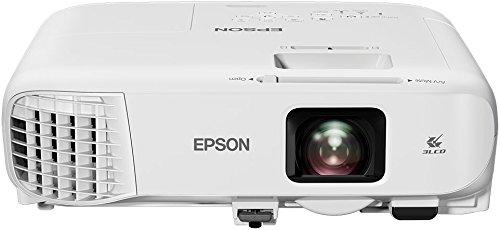 Epson EB-2042 Video - Proyector (4400 lúmenes ANSI, 3LCD, XGA (1024x768), 15000:1, 4:3, 762 - 7620 mm (30 - 300