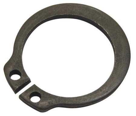 (Heavy Retain Ring, Ext, 3/4 In, PK10)