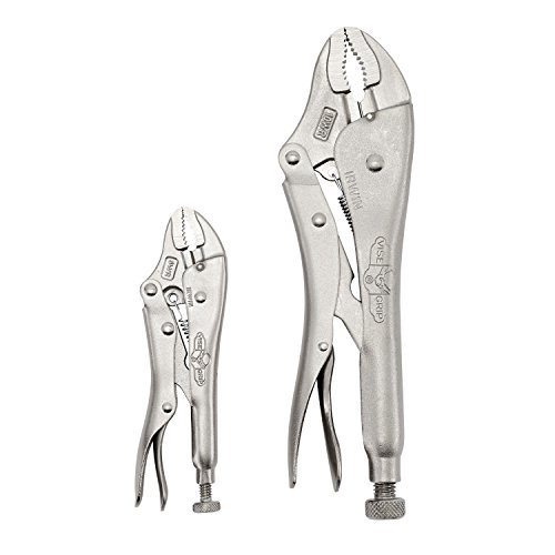 Locking Sets Pliers Original (IRWIN Tools VISE-GRIP Locking Pliers Set, Original, 2-Piece (37))