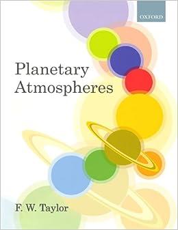 Book Planetary Atmospheres