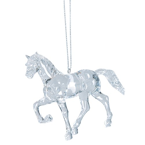 HORSE Ornament by C&F]()