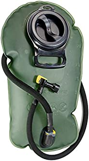 Aquatic Way Hydration Bladder Water Reservoir BPA Free for Bicycling Hiking Camping Backpack. Non Toxic Easy C