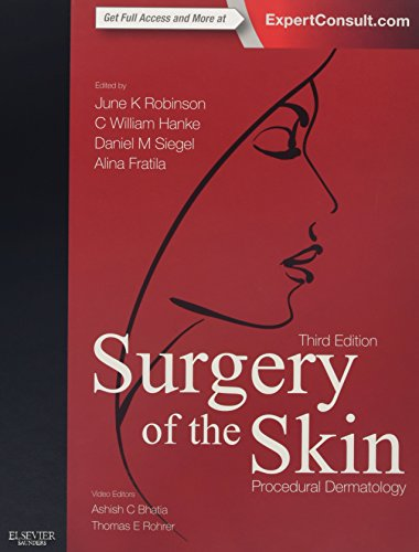 Surgery of the Skin: Procedural Dermatology, 3e