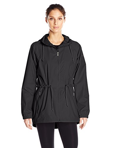 Columbia Women's Arcadia Casual Jacket Outerwear, Black, XL