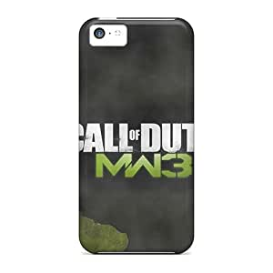 Premium Durable Call Of Duty Mw3 Fashion Iphone 5c Protective Cases Covers