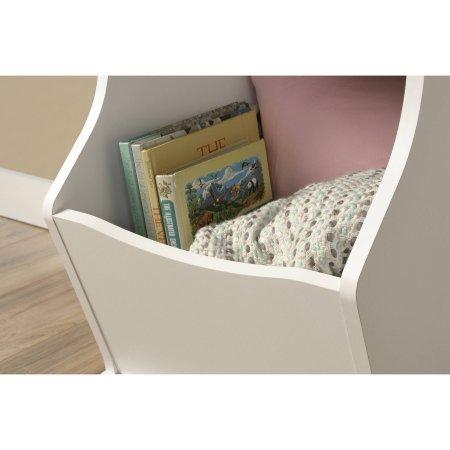 Sauder Storybook Desk, Soft White Finish by Mainstay (Image #4)