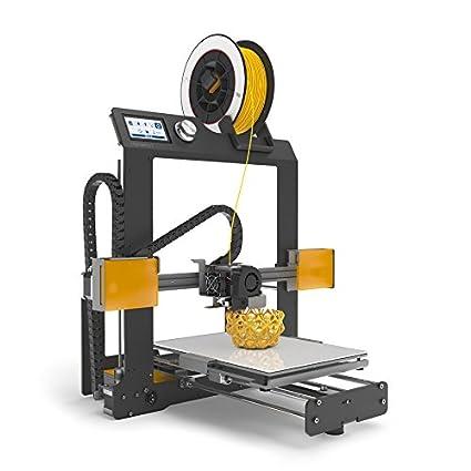 BQ Hephestos Impresora D resolución micras velocidad mm s micro USB tipo