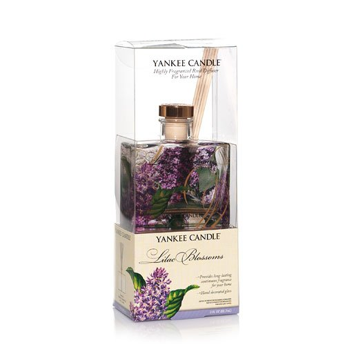 Yankee Candle Signature Reed Diffuser 3oz - Lilac Blossoms