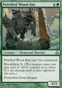 Magic: the Gathering - Petrified Wood-Kin - Guildpact