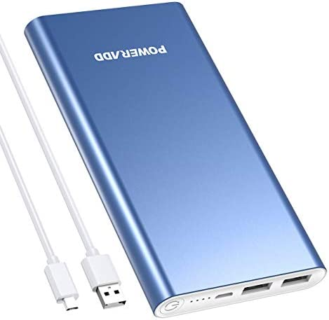 POWERADD 10000mAh Portable Upgraded Compatible