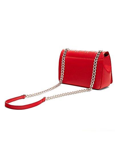 Zara Donna Borsa tracolla pelle borchie 8413/204