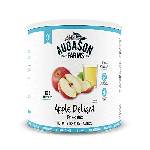 (Augason Farms Apple Delight Drink Mix 5 lbs 11 oz No. 10 Can )