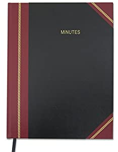 bookfactory minutes book corporate minutes book board meeting