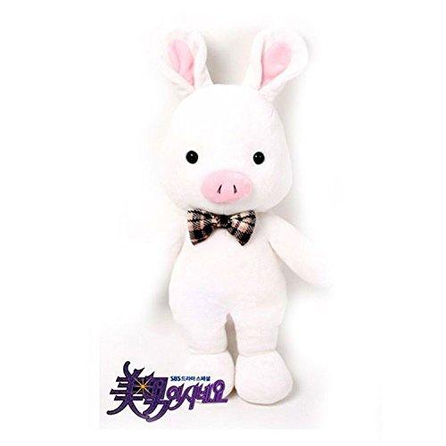 Pig Rabbit Plush with Bendable Ears (Large) : Korean Drama K-pop