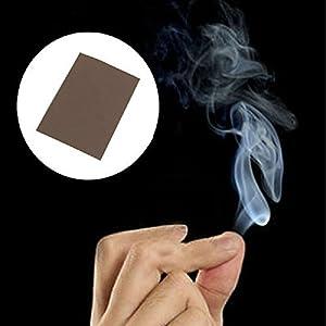 Hot Close-Up Magic Gimmick Prop Finger's Tips Smoke Magician Fantasy Trick Props