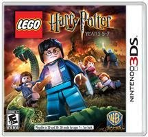 LEGO HARRY POTTER:YEARS 5-7 (NINTENDO 3DS)