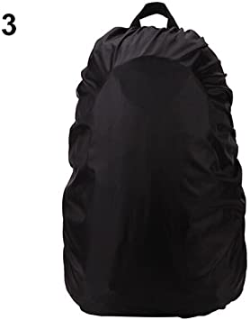 Rucksack Backpack Cover Rain Dust Outdoor Travel Camp Waterproof Bag Case 35-80L