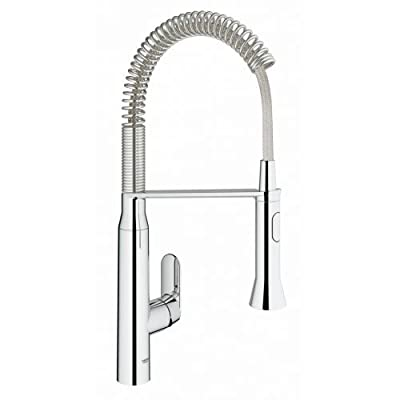 Grohe 31380000 K7 Single-Lever Main Kitchen Faucet