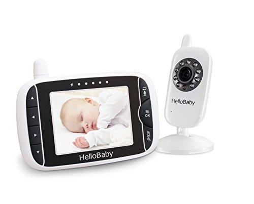 HelloBaby Monitor Vision Temperature Talkback product image