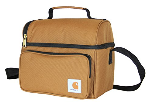 71ddee85bfb Carhartt Deluxe Dual Compartment Insulated Lunch Cooler Bag  Amazon.co.uk   DIY   Tools