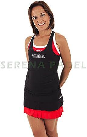 VIBORA Vestido Padel Rosa (S): Amazon.es: Deportes y aire libre