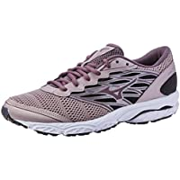 Tênis Wave Dynasty 2, Mizuno, Feminino, GRAFITE/ROSE GOLD/GRAFITE, 37