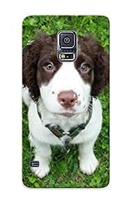 Exultantor Brand New Defender Case For Galaxy S5 (animal Dog) / Christmas's Gift