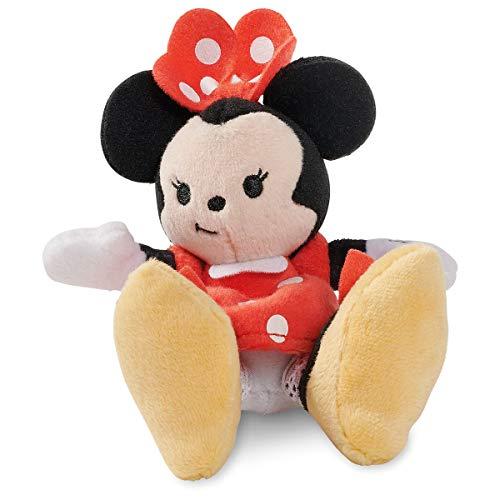 (Disney Store Tiny Big Feet Plush Micro (Minnie Mouse))