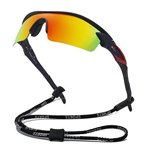 Bevi Sunglasses Polarized Flexible Running