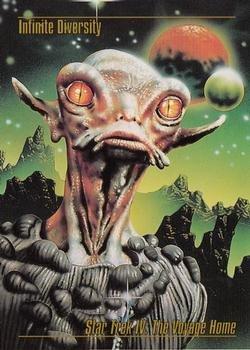 1993 Skybox Star Trek Master Series #79 Infinite Diversity M/NM