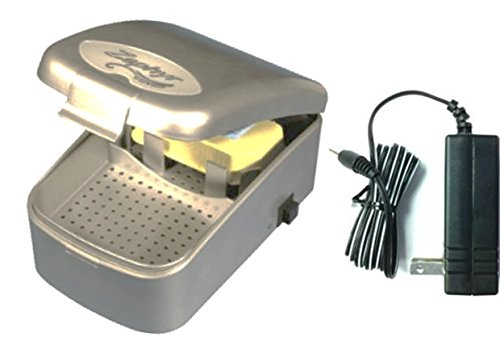 Zephyr Travel Hearing Aid Dryer with FREE Anti-Itch Ear Cream by Dry and Store (Image #1)