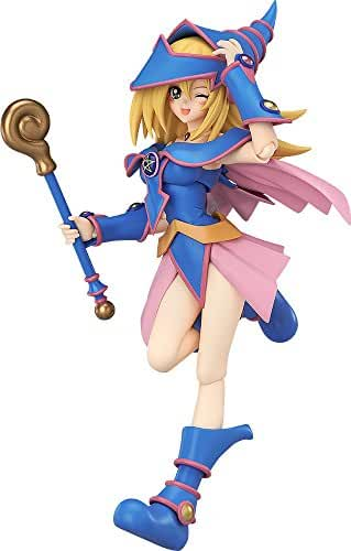 Max Factory Yu-Gi-Oh!: Dark Magician Girl Figma Action Figure