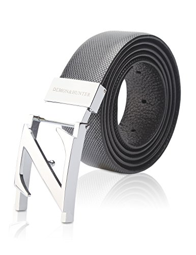 - Demon&Hunter Luxury Series Men's Belt H31303(110CM)