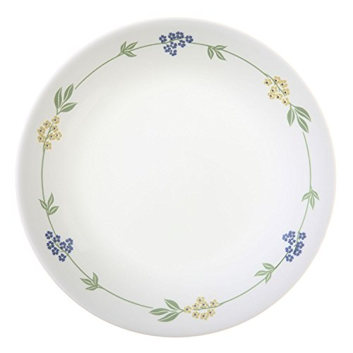 Corelle Livingware 6-3/4-Inch Bread and Butter Plate, Secret Garden