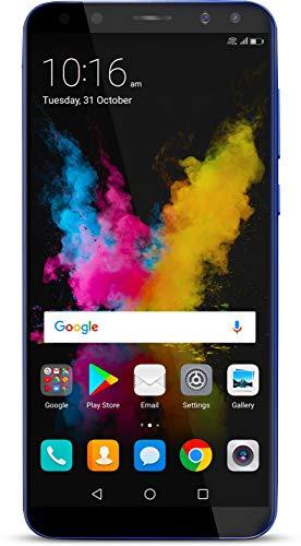 Honor 9i  Aurora Blue, 4 GB RAM, 64 GB Storage