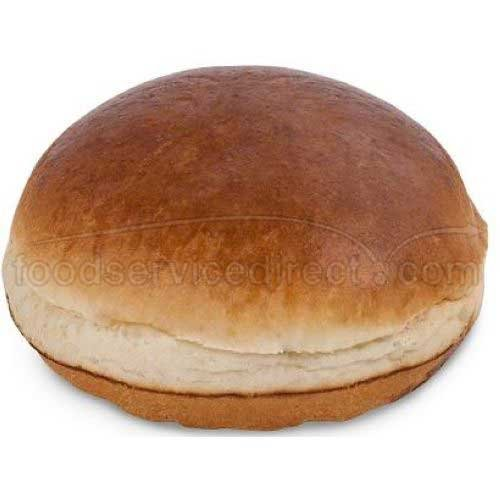 Maple Leaf Brioche Bun, 3.4 Ounce -- 96 per case.