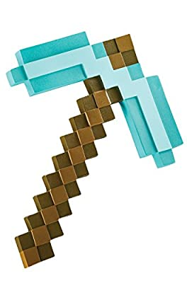Minecraft Pickaxe from Disguise