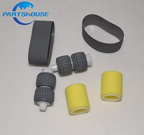 Printer Parts 1Set Original Pulley Feed ADF Kit 303H607020 303JX07460 303JX07330 ADF Roller kit Belt kit for Kyocera KM-3050 4050 5050 DP-700