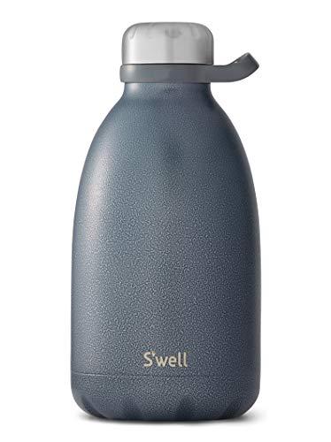 Night Water Bottles - S'well Insulated Stainless Steel Roamer, 64oz, Night Sky
