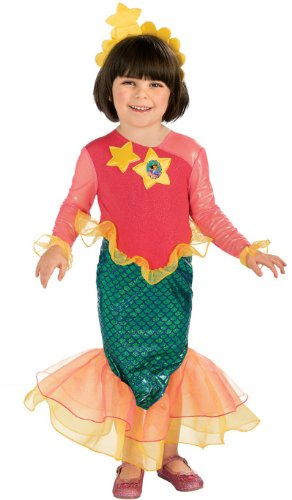 Rubies Dora The Explorer Mermaid Child Costume, Toddler