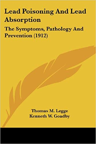 Descargar Elite Torrent Lead Poisoning And Lead Absorption: The Symptoms, Pathology And Prevention Formato PDF