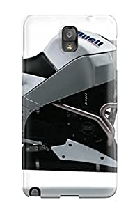 Hot SUbOsFk4666dAHkd Motorcycle For Sale Buell Tpu Case Cover Compatible With Galaxy Note 3