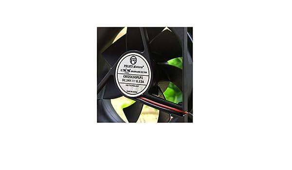 Cytom for Pelco PELKO Motors C8025X24SPLP1 24V 0.12A 8CM Cooling Fan